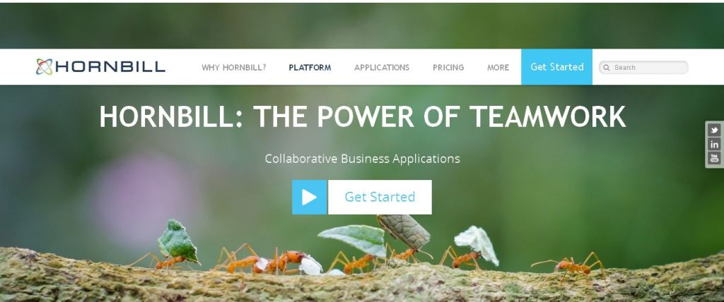 Business Collaboration Software from Hornbill