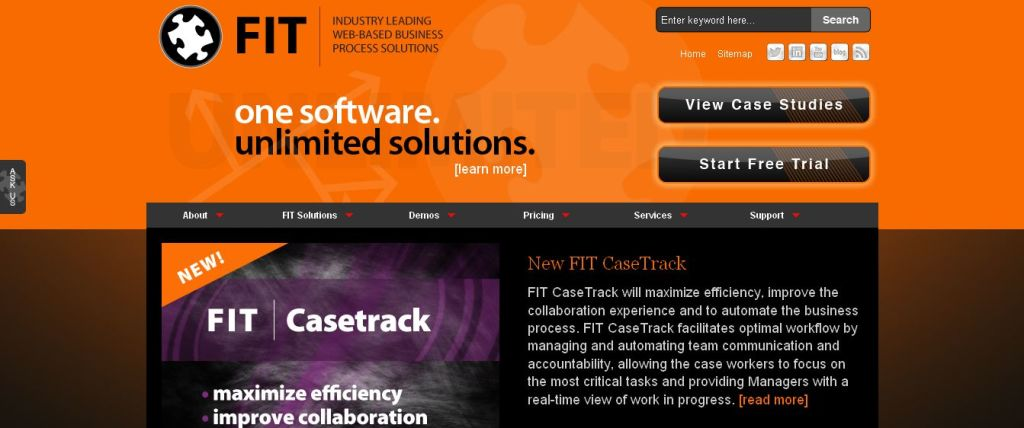 FIT, BPM Solution, Bug, Issue and Project Tracking Software I FIT Tracking Solutions