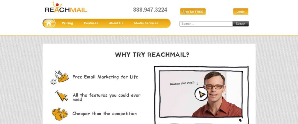 Free Email Marketing Software, Services & Tools I ReachMail
