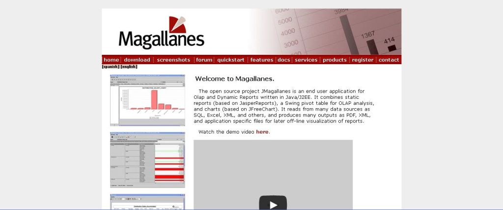 JMagallanes java based tool