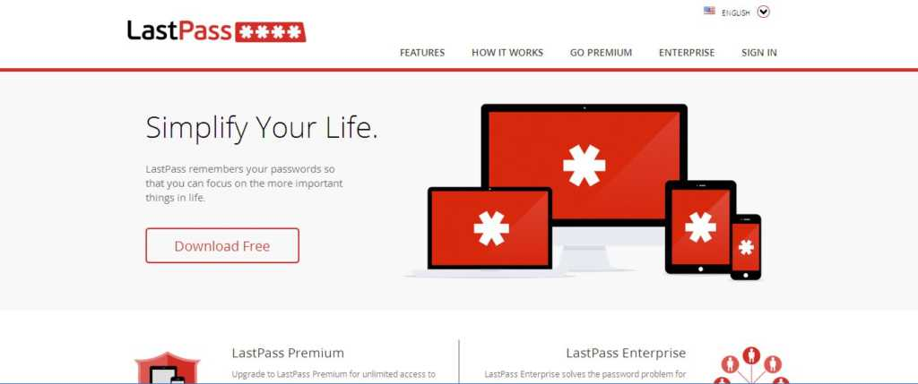 LastPass I The Last Password You Have to Remember