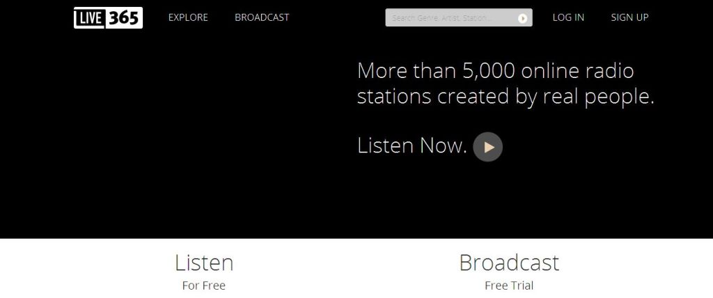 Live365 Internet Radio Network - Listen to Free Music, Online Radio