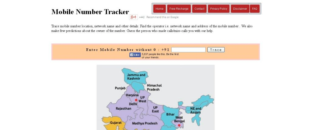 Top 10 Websites To Track Mobile Number Location Online