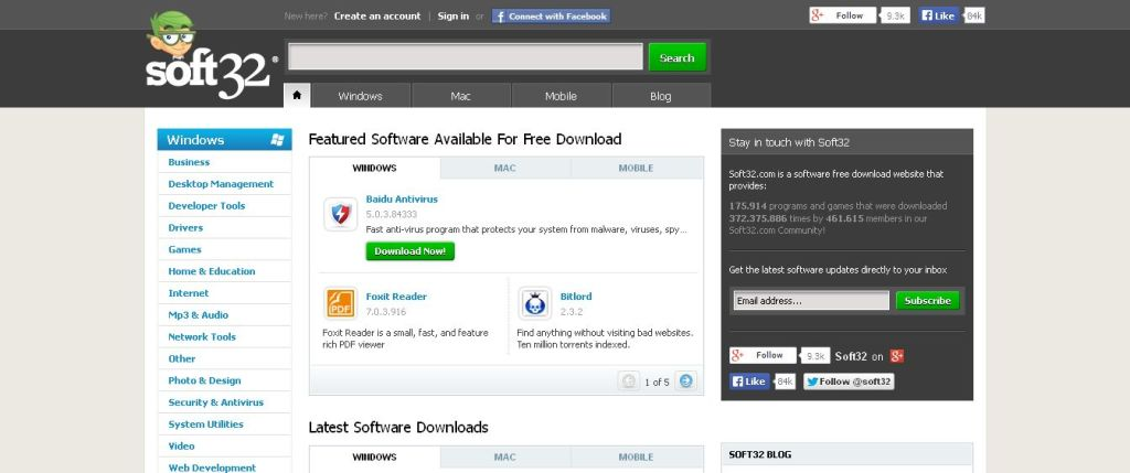 Software Free Download - Soft32