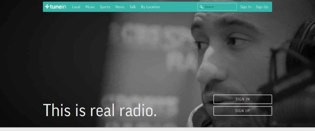 TuneIn_ Listen to Online Radio, Music and Talk Stations