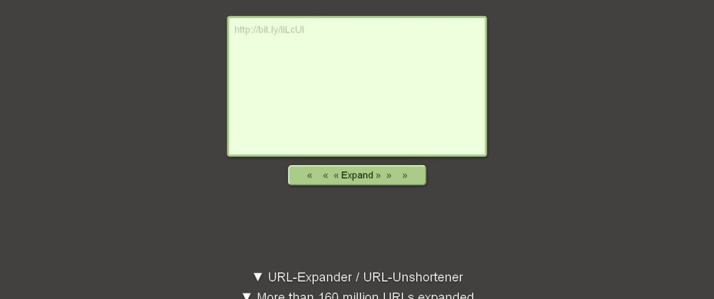 URL Expander — Unshorten Any URL To A Long URL