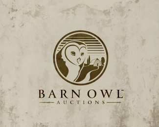 Barn Owl Auctions logo