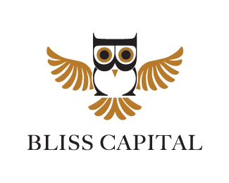 Bliss Capital logo design