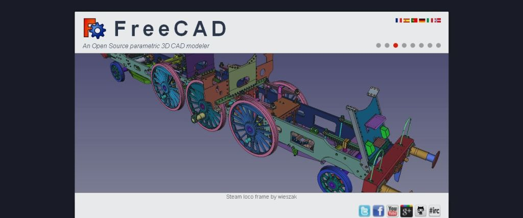 FreeCAD_ An Open Source parametric 3D CAD modeler