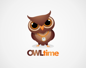 OWL time logo inspiration