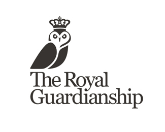 The Royal Guardianship logo design