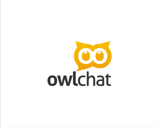 owl chat logo