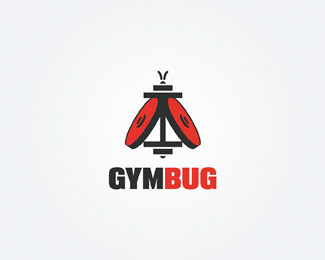 01-insect bug logo Design