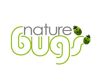 08-insect bug logo Design