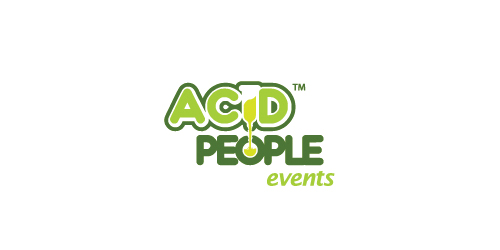 Logo Design Acid People Events