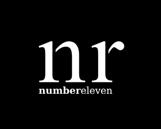 Numeric, Number or Numeral Logo Design