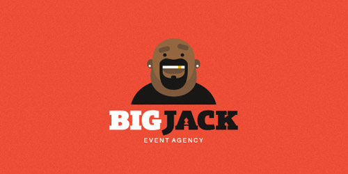 Logo Design jack event management logo design