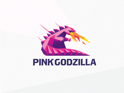 Pink Colored Logo Designs 10