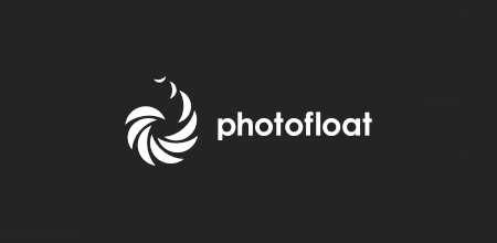Sequential Type Logo Designs Photofloat