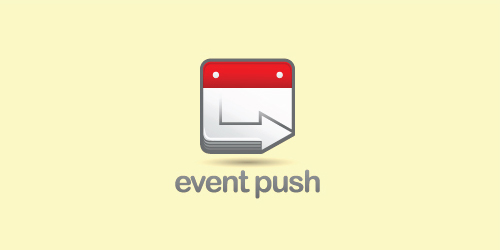 Logo Design Event Push