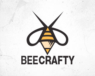 11-insect bug logo Design