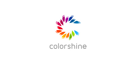 Sequential Type Logo Designs colorshine