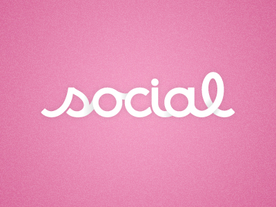 Pink Colored Logo Designs 13