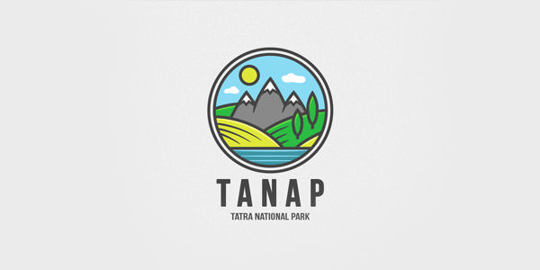 Creative Landscape Logo Design For Inspiration (14)