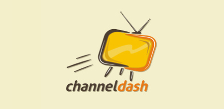 channel dash Creative logo