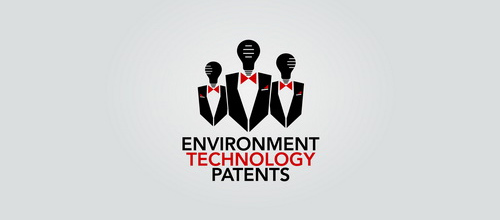 Masculine Logo Designs Environment Technology Patents