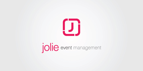 Logo Design Jolie Event Management
