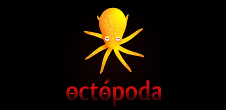 octopoda design Creative logo