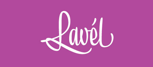Elegant Signature Logo Designs Lavel
