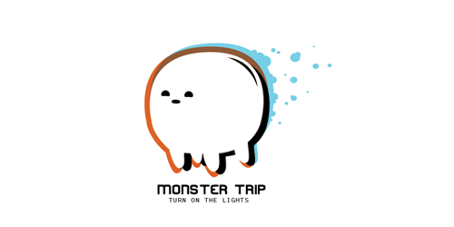 Logo Design Monster Trip
