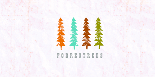 Logo Design Plants and Trees