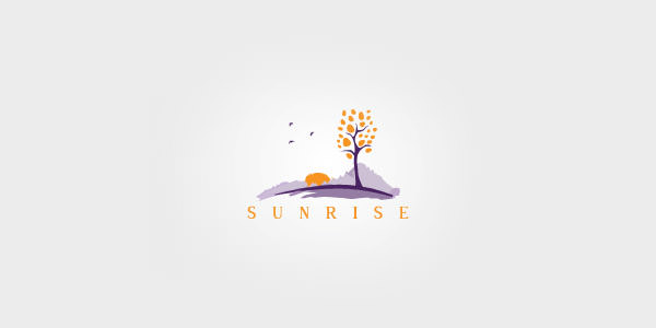 20 Beautiful Landscape Logo Design For Inspiration
