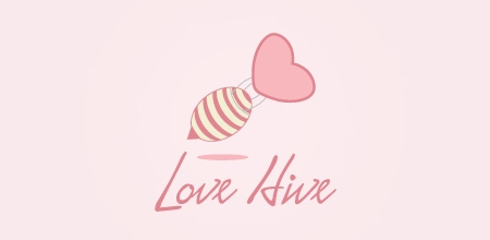 love hive creative logo