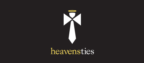 Masculine Logo Designs HeavensTies