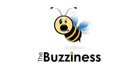 the buzziness creative logo