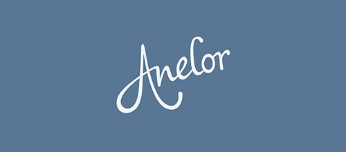 Elegant Signature Logo Designs Anelor