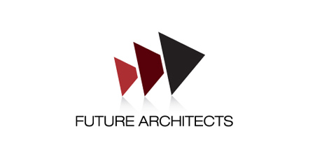 Sequential Type Logo Designs Future Architects