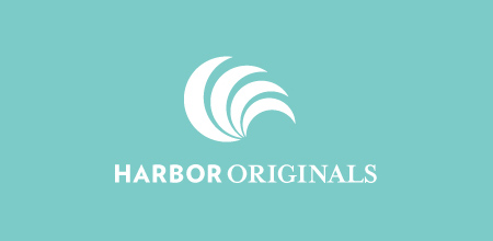 Sequential Type Logo Designs Harbor Originals