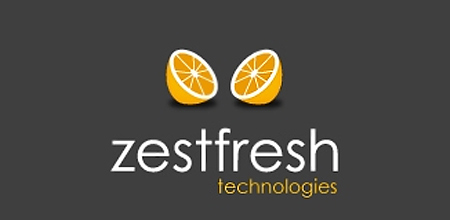 zest fresh Creative logo