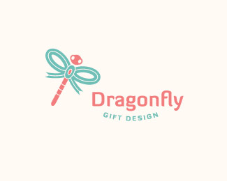 34-insect bug logo Design