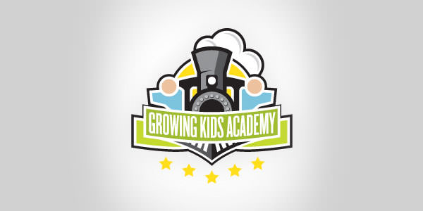 Kids and Toys Logo Design for Inspiration (3)