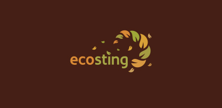 Sequential Type Logo Designs Ecosting