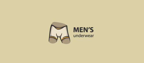 Masculine Logo Designs Men's Underwear