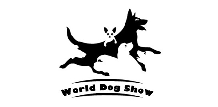 dog logo design world dog show