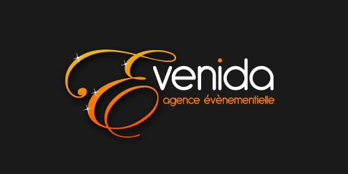 Logo Design evenida event logo design