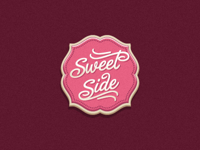Pink Colored Logo Designs 5